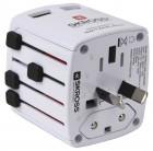 Skross Ladegerät 'World - USB' 2 USB Ausgänge