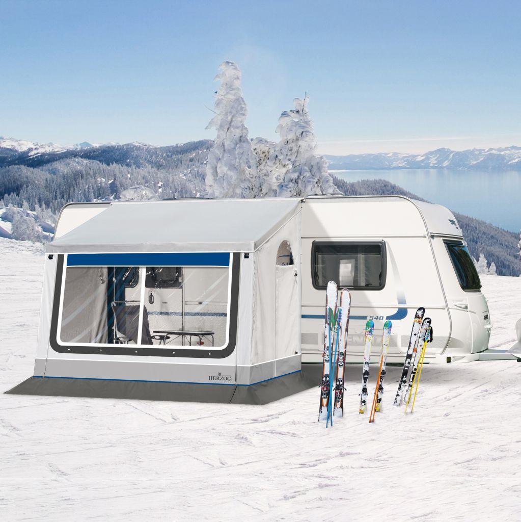Wintercamping Zubehör
