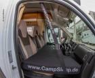 CampSleep small für VW Bus Fahrerhaus