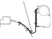 Thule Omnistor Adapter