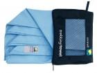 Evonell Handtuch 'UltraLight' blau
