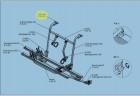 EuroCarry Montageschienensatz 240 cm