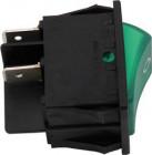 Wippschalter zu 230 Volt, grün für Dometic-Kühlschränke, Nr. 292627410/7