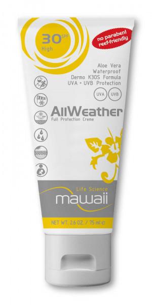 Mawaii AllWeather Protection SPF 30 75 ml