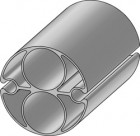 WIGO-Rollmarkise Rollana, 5,00 x 2,35m