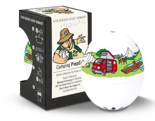 Camping PiepEi die Eieruhr
