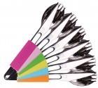 Primus Besteckset Fashion Colour 24 Stück farbig gemischt