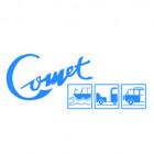 Comet Serviceklappe für Wasser