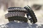 Coghlans 'Paracord Armband' farblich gemischt