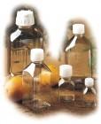Nalgene Flasche 'Quader', Polycarbonat 125 ml, Hals Ø 28 mm