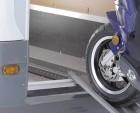 Heckgaragen-Träger Molto für 1 Roller-Motorrad