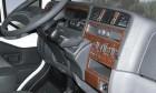 Armaturenbrett-Veredelung Wurzelholz für VW T5 Transporter
