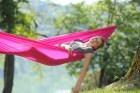 Amazonas Hängematte Travel Set pink