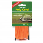 Coghlans Nylon Seil 15 m, orange