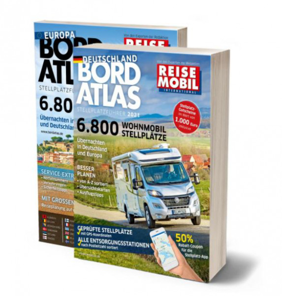 Reisemobil-Bordatlas 2021