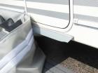 Spezial-Bodenschürze für Caravan Länge 7 m Höhe 50 cm