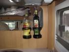 Getränkehalter Bottle Butler weiß