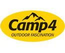 Camp4 Fußauflage für Colima anthrazit/weiß