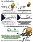 Amazonas 1-2-3 Seil für Hängematten