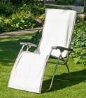Lafuma Frotteeauflage für Relaxliege 67 x 190 cm