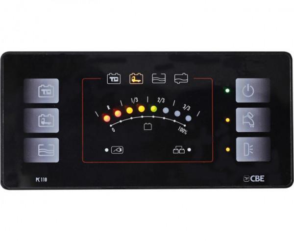 CBE Anzeigesystem PC110