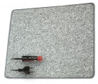 Pro Car Heizteppich 60 x 40 cm grau 230 Volt / 30 Watt