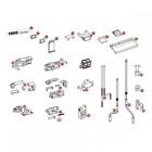 Treppenplatte Montagesatz Thule Omnistor Serie 6