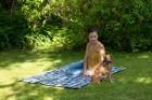 Amazonas Picknickdecke Ultra Light 150 x 120 cm