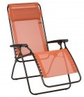 Lafuma Relaxliege R-Clip orange