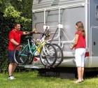 Fiamma Carry-Bike Lift 77 E-Bikes Fahrradheckträger
