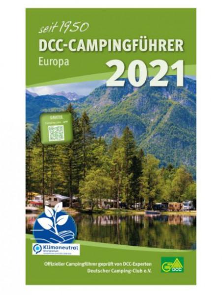 DCC Campingführer Europa 2021