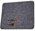 Pro Car Heizteppich 60 x 40 cm anthrazit 12 Volt / 30 Watt