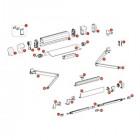 Montagesatz Thule Omnistor 5002 / 5003 bis Markisenlänge 3,5 m